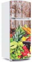 Imagem - Porta Geladeira Envelopada - Frutas e Legumes - GP011