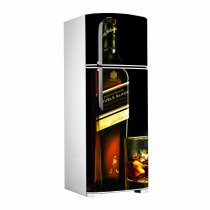 Porta Geladeira Envelopada - Whisky Double Black