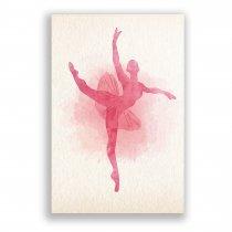 Imagem - Quadro Decorativo Bailarina Ps255 - Ps255