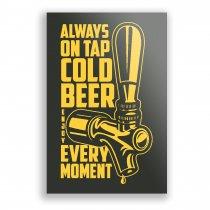 Imagem - Placa Decorativa - Beer - Ps281