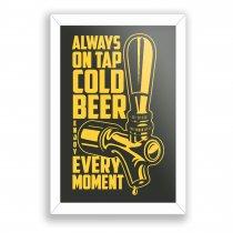 Imagem - Quadro Decorativo - Beer - Ps281 - Ps281