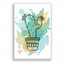 Imagem - Quadro Decorativo Cactus - Ps231 - Ps231