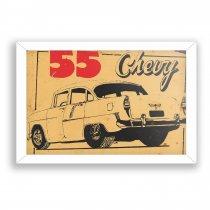 Imagem - Quadro Decorativo - Chevy - Ps271 - Ps271