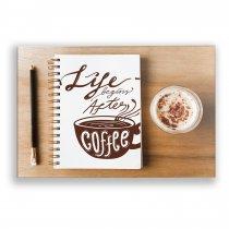 Imagem - Placa Decorativa - Coffe - Ps251