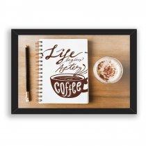 Imagem - Quadro Decorativo - Coffe  - Ps251 - Ps251