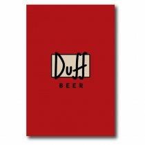 Imagem - Placa Decorativa - Duff  - Ps163