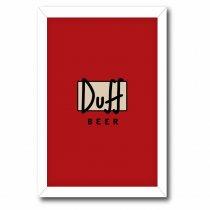 Imagem - Quadro Decorativo - Duff Ps163 - Ps163