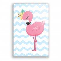 Imagem - Quadro Decorativo - Flamingo - Ps257 - Ps257