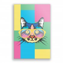 Imagem - Placa Decorativa - Gato - Ps276