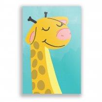 Imagem - Quadro Decorativo - Girafa - Ps244 - Ps244
