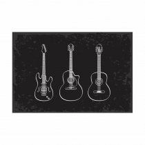 Imagem - Placa Decorativa - Guitar  - Ps285