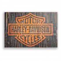 Imagem - Quadro Decorativo - Harley Davidson - Ps272 - Ps272