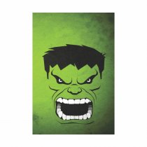 Imagem - Placa Decorativa - Hulk - Ps316