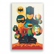 Imagem - Placa Decorativa - Liga da Justiça - Ps275