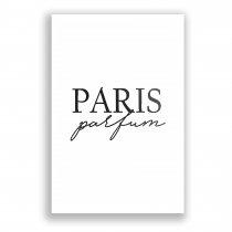 Imagem - Quadro Decorativo - Paris Perfum - Ps236 - Ps236