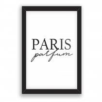 Imagem - Quadro Decorativo Paris Perfum - Ps236 - Ps236