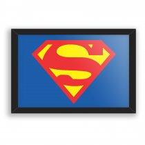 Imagem - Quadro Decorativo - Super Homem - Ps268 - Ps268