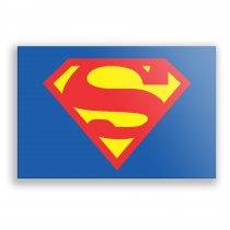 Imagem - Placa Decorativa - Super Homem - Ps268