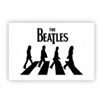 Imagem - Placa Decorativa  - The Beatles - Ps286