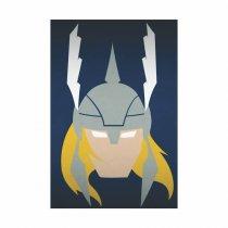 Imagem - Placa Decorativa - Thor