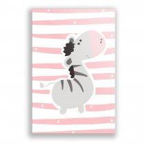 Imagem - Quadro Decorativo - Zebra Ps256 - Ps256