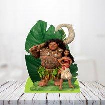 Imagem - Totem Display Mesa  - Moana - TOT149 - TOT149