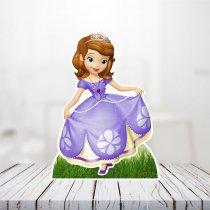 Imagem - Display de Mesa  - Princesa Sofia - TOT114 - TOT114