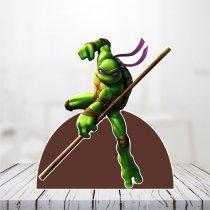 Imagem - Totem Display Mesa - Tartarugas Ninjas - TOT094 - TOT094