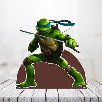 Imagem - Totem Display Mesa - Tartarugas Ninjas - TOT095 - TOT095