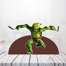 Imagem - Totem Display Mesa - Tartarugas Ninjas - TOT098 - TOT098
