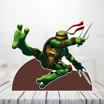 Imagem - Display de Mesa - Tartarugas Ninjas - TOT099 - TOT099