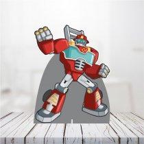 Imagem - Totem Display Mesa - Transformers - TOT107 - TOT107