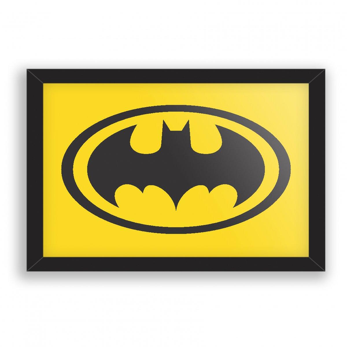 Quadro Decorativo - Batman - Ps267 36883227d67