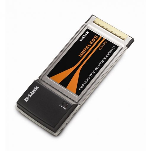 Adaptador PCMCIA D-Link Wireless-N DWA-645 (300 Mbps)