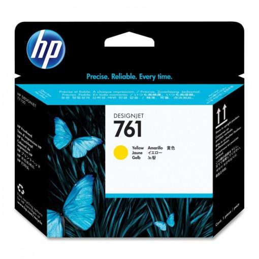 Cabeça de Impressão HP 761 Amarelo CH645A
