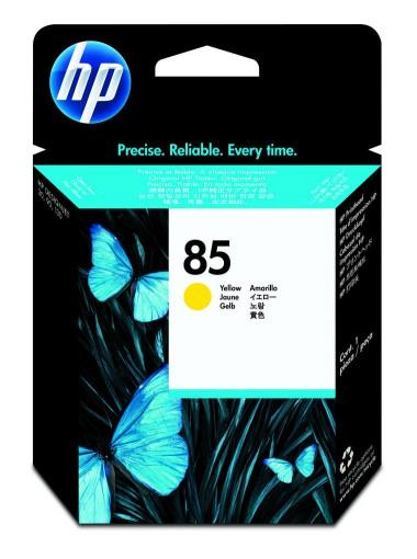 Cabeça de Impressão HP 85 Amarela C9422A
