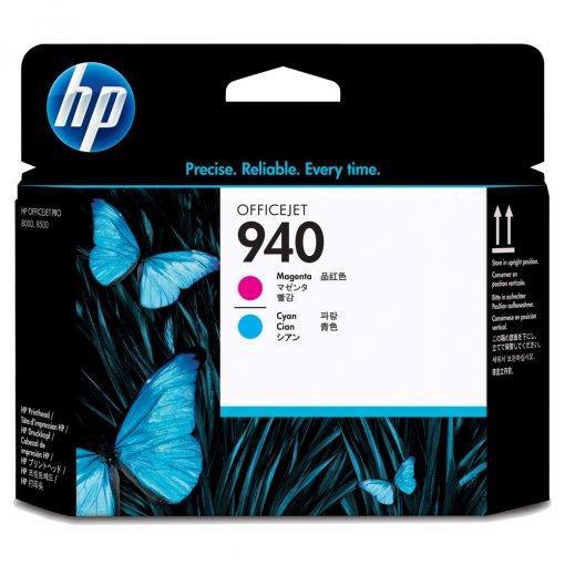 Cabeça de Impressão HP 940 Magenta e Ciano C4901A