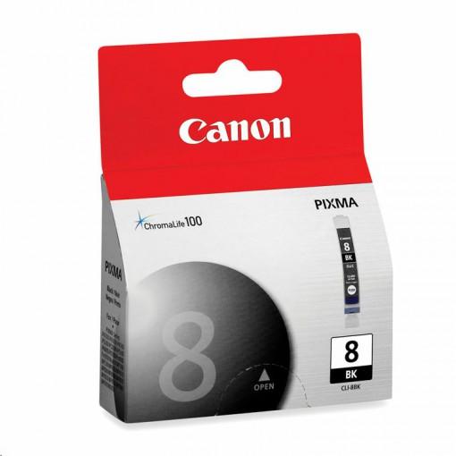 Cartucho Canon CLI-8BK Preto
