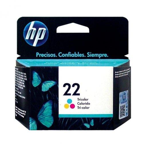 Cartucho HP 22 Colorido 5ml C9352AB