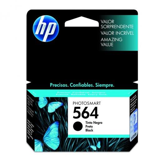 Cartucho HP 564 Preto - CB316WL