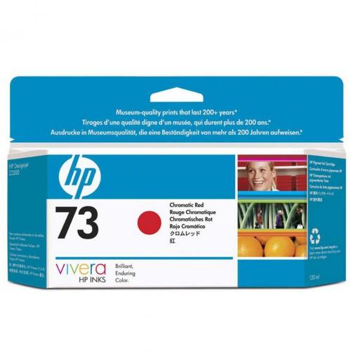 Cartucho HP 73 Vermelho Cromatico 130 ml CD951A