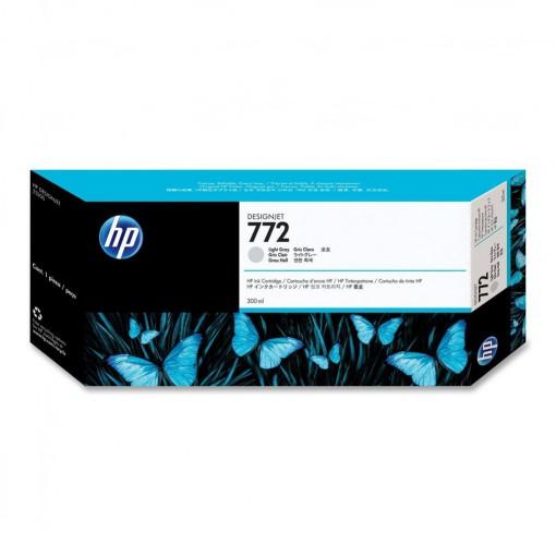 Cartucho HP 772 Cinza claro 300ml CN634A