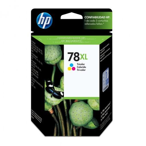 Cartucho HP 78XL Colorido 38ml C6578AL