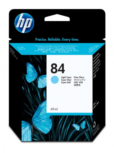 Cartucho HP 84 Ciano Claro 69 ml C5017A