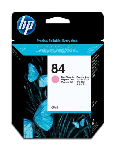 Cartucho HP 84 Magenta Claro 69 ml C5018A