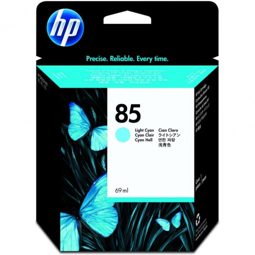 Cartucho HP 85 Ciano Claro 69 ml C9428A
