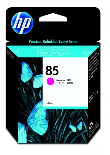 Cartucho HP 85 Magenta 28ml C9426A