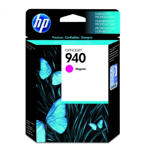 Cartucho HP 940 Magenta 10ml C4904AB