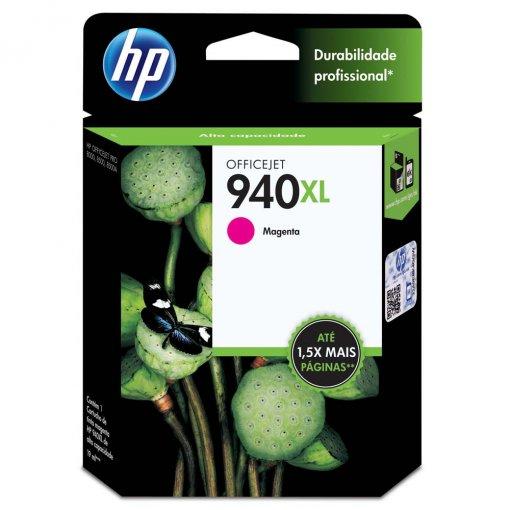 Cartucho HP 940XL Magenta 19ml C4908AB
