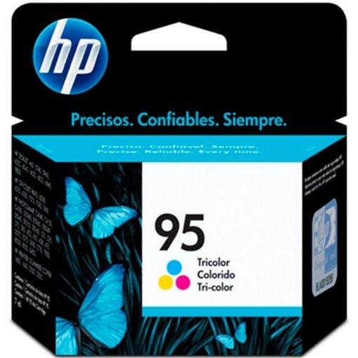 Cartucho HP 95 Colorido 7ml C8766WB